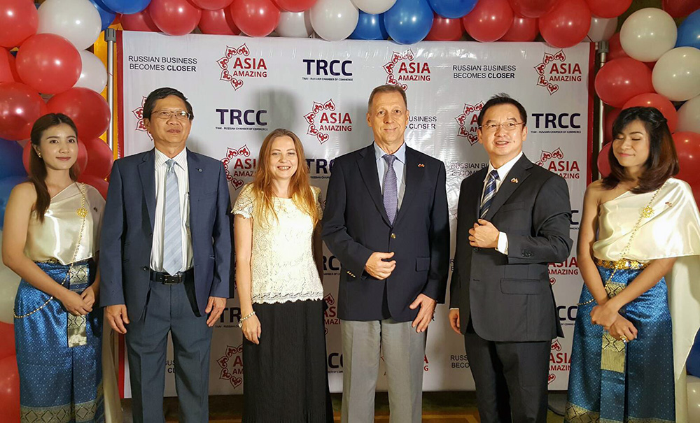 Presentation of new Russian TV channel about Asia held in